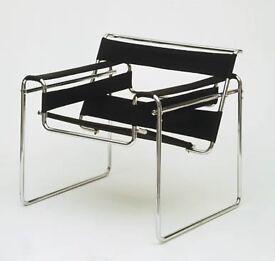 Designer chair wassily