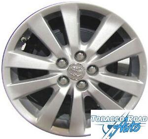 2010 Toyota Corolla Wheels Ebay