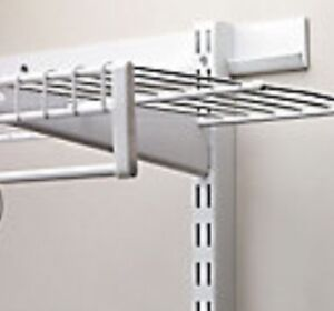 "Adjustable Wall Shelving 12"" Brackets. Paid $7.66...$3.00 EACH"