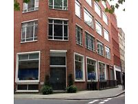 Private and Shared offices in Charlotte Street *SOHO* - All Inclusive, up to 80 people