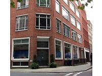 Soho (W1T) Private & Shared Office Space, Modern units, Furniture Optional