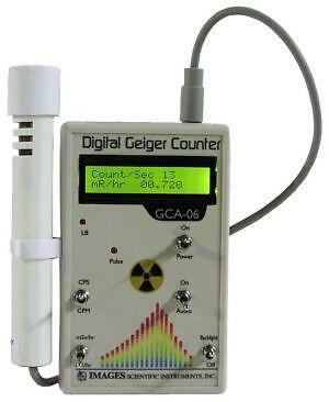 Digital Geiger Counter | eBay