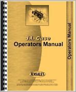 Case 580B Manual