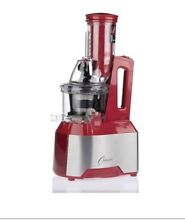 THE OPTIMUM 600 BIG-MOUTH COLD PRESS JUICER Winthrop Melville Area Preview
