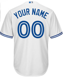 Blue Jays Jersey Cusomization! Kitchener / Waterloo Kitchener Area image 1
