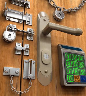 Sicherheitstechnik für zuhause: Tipps zum Kauf von Sicherheits- und Vorhängeschlössern