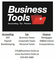 Tax Returns - Personal, Self Employed & Corporate