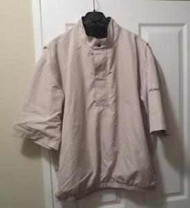 FOOTJOY DRYJOYS New Men's Jacket Golf & Rain Wind XL Shirt FJ R