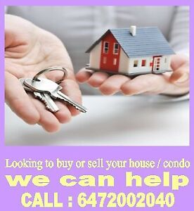 Buy/Lease/sell your house