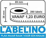 (TIP) DYMO 99012 labels voor 400 450 330 320 310 4XL