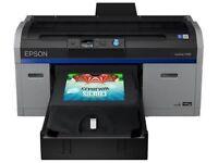 DTG Epson SC-F2100 DTG Printer & Pre-treatment Unit Bundle