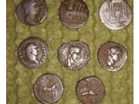 WANTED METAL DETECTOR FINDS & COINS