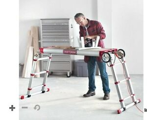 New in Box.  CRAFTSMAN®/MD Ulti-Mate Work Station Ladder