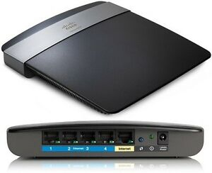 Linksys E2500 N600 Dual-Band Wireless Router DD-WRT