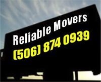 FLAT RATE / Affordable Movers /Your Local Moving Guys