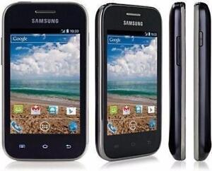 PETIT SAMSUNG GALAXY DISCOVER SGH-S730M UNLOCKED DEBLOQUÉ 4G HSPA GSM TOUCHSCREEN CAMERA FLASH 3.15MP BLUETOOTH GPS