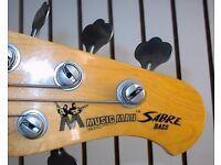 Experienced Bass Guitarist