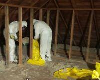 You got Asbestos? We can Help!!! 587-855-6006