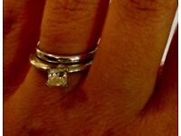 Tiffany's diamond ring