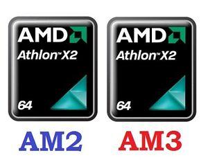 CPU AMD Athlon Dual Core AM2 :10$, AMD Athlon dual core AM3: 25$