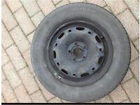 Four 14 Tyres & Wheels