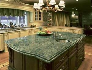 granite ,quartz sur mesure,,,installation
