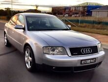 2002 AUDI A6 QUATTRO TURBO/LOW KM/6MNTH REGO/FULL LOGBOOK Schofields Blacktown Area Preview