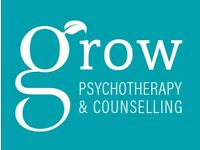 Low-cost Counselling and Psychotherapy (North London)