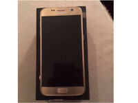 Samsung S7 for sale used for few days!!