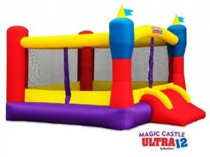 $80 bouncy castle today only