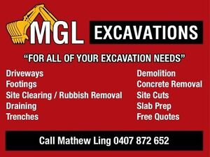 MGL Excavations Penguin Central Coast Preview