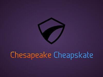 Chesapeake Cheapskate