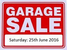 Garage Sale - Birrong - 25/06/2016 Birrong Bankstown Area Preview