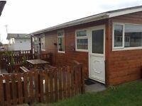 2 bedroom semi detached chalet south shore bridlington
