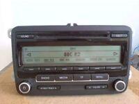 GOLF AUDI SKODA SEAT CD RADIO MP3 PLAYER