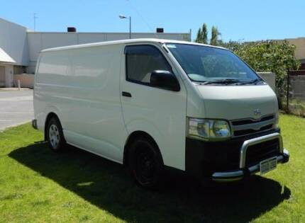 '12 Toyota Hiace Diesel with NO DEPOSIT FINANCE!* O'Connor Fremantle Area Preview