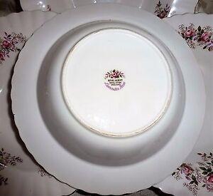 Wanted- Royal Albert lavender rose rimmed soup bowls Oakville / Halton Region Toronto (GTA) image 3