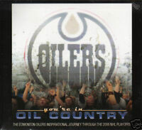You're in Oil Country Edmonton Oilers DVD 2006 NEW **VERY RARE**