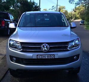 2011 Volkswagen Amarok Ute Berowra Heights Hornsby Area Preview