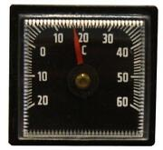 PKW Thermometer