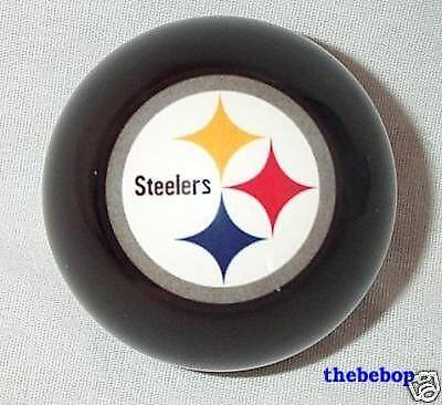 Steelers Pool Balls Ebay