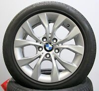 Winter kit BMW X1 with brand new winter tires