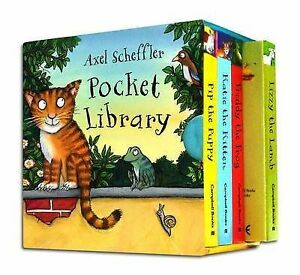 Axel-Scheffler-Pocket-Library-New-Book