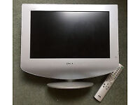"Sony Wega 17"" 720p HD LCD Television Widescreen with Bush freeview box Immaculate as new condition"