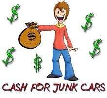 Cash cash for all your unwanted CARS / VANS top dollar Blacktown Blacktown Area Preview
