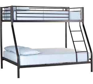 Bunk bed single top and double bottm Silkstone Ipswich City Preview