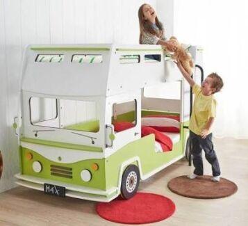 VW combine van / bus bunk bed