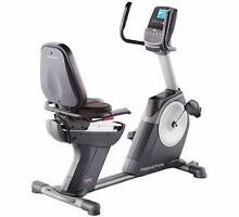 LIKE NEW - Freemotion 450R Recumbent Exercise Bike Cranebrook Penrith Area Preview