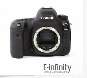 Available Canon EOS 5D Mark IV DSLR Camera (Body Only)