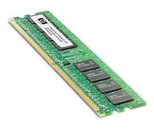 2GB TOTAL DDR2 800 MHz PC2-6400 DIMM Ram 240 pin PC MEMORY HP AH058AT NEW